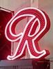 R is short for Rainier Beer. Or just beeR.