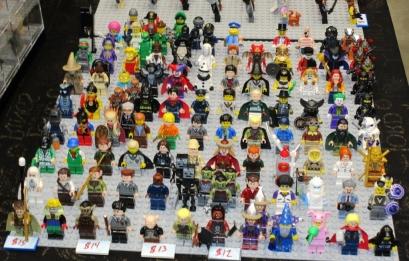 So many LEGO guys.