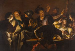 The_Denial_of_St._Peter_-_Gerard_Seghers_-_Google_Cultural_Institute